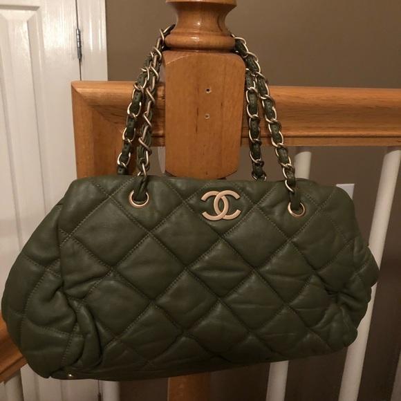 5d800303d3a1 Chanel bag. M_5c7dd6b5035cf185bfec6292